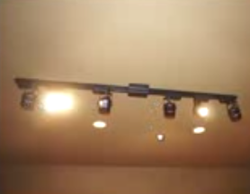 Wine Cellar Lighting - Track Lights