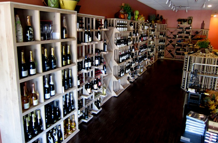Commercial Wine Racks Texas