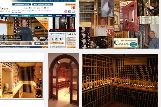 Coastal Custom Wine Cellar Builders