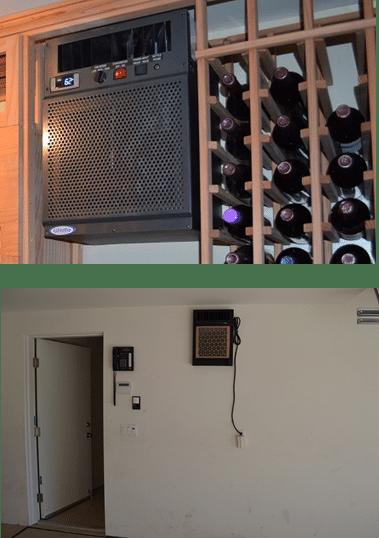 CellarPro Wine Cellar Coolign System