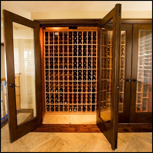 Company Serves Custom Wine Rooms to Baltimore Area