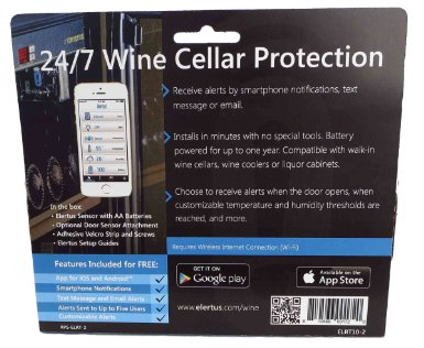 Wine Protection System for Wine Cellars