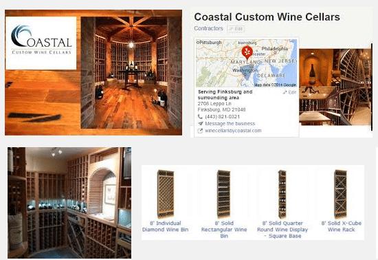 Coastal Custom Wine Cellars