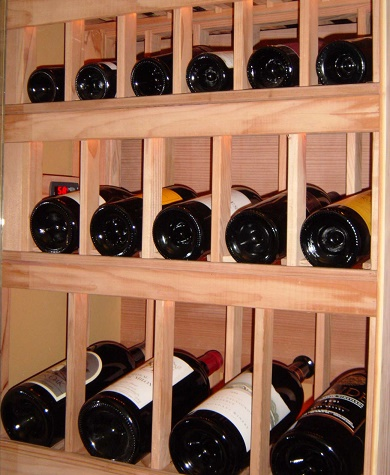 Private Wine Storage Units