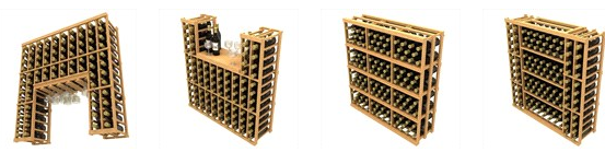 Stackable Wine Racks