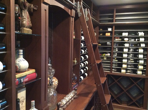 Traditional and Modern Wine Racking Styles