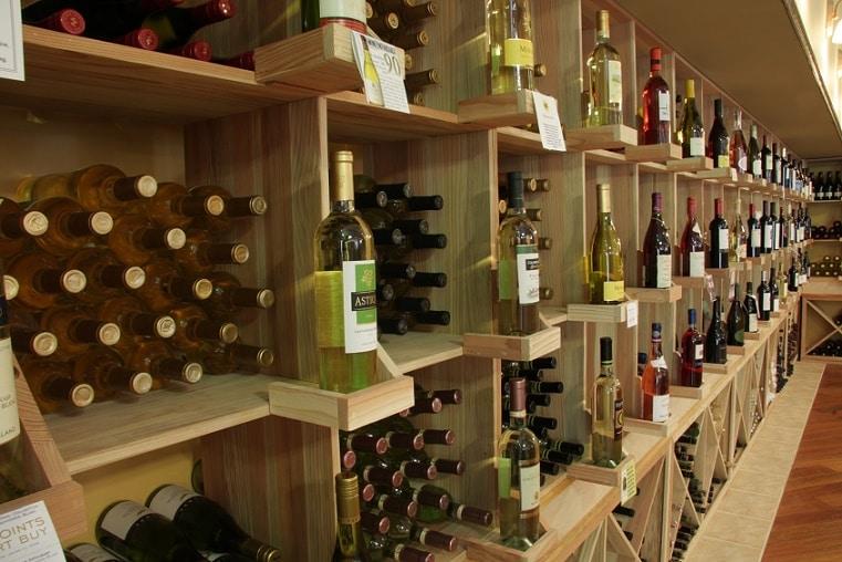 Wine Storage in Wine Cellars