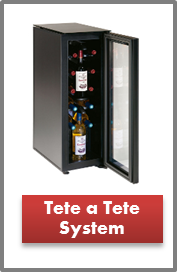 Tete a Tete Wine Fridge