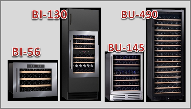Vinopro Wine Fridges