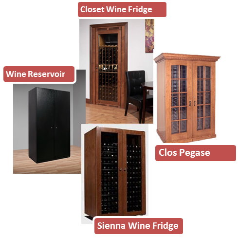 Vinotheque Wine Fridges