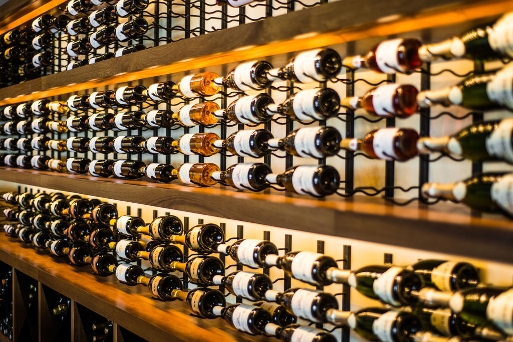 More about commercial wine rooms!