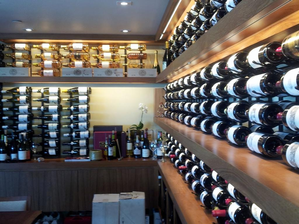 More about professional wine storage!